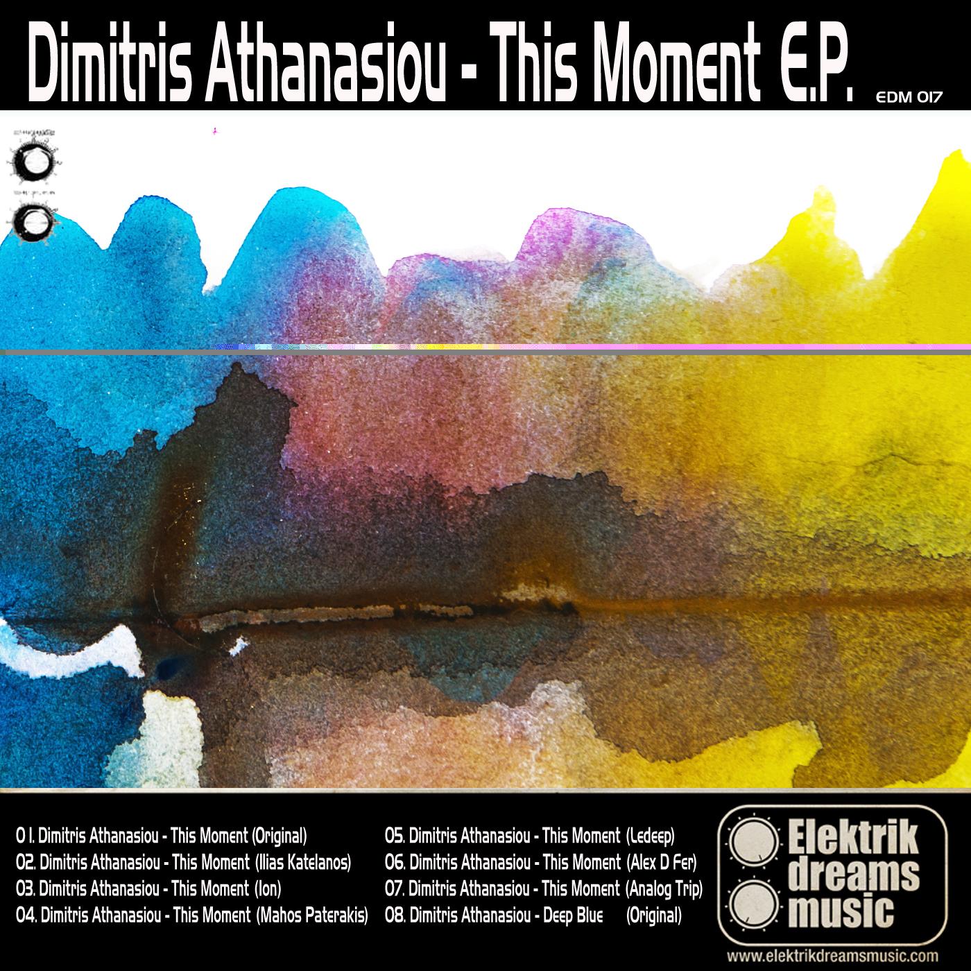 Dimitris Athanasiou - This Moment (Ion Remix)