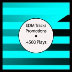 EDM Tracks Promotions +500 300×300