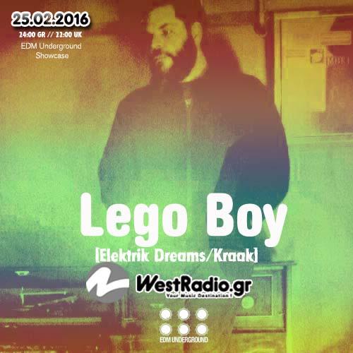 Lego Boy---23-00gr hour EDM Showcase - Westradio-soundcloud500x500 copy