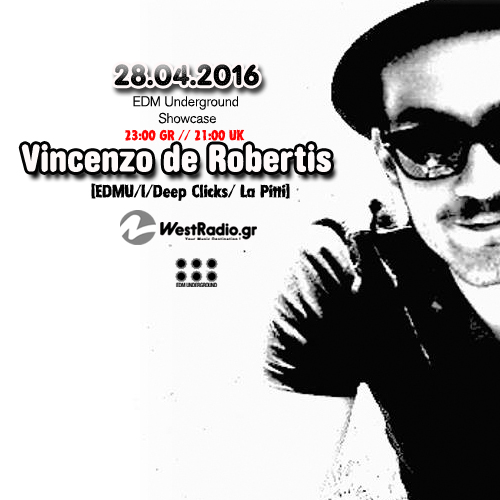 Vincenzo de Robertis Westradio 28-04-2016 soundcloud copy